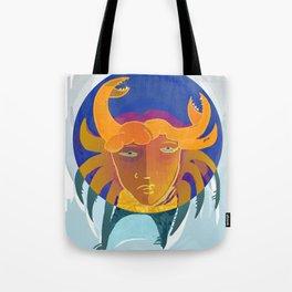 Cancer / Altarf / Zodiac Tote Bag
