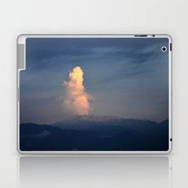 Nevado del Ruiz volcano Laptop & iPad Skin