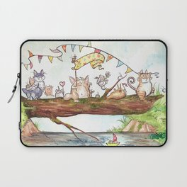 Monster Parade Laptop Sleeve