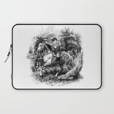 The Last of the Gnomes Laptop Sleeve