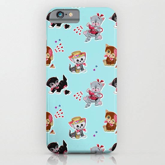 Zombie Cats iPhone & iPod Case