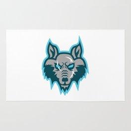 Azgeda Kru Wolf Rug