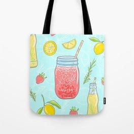 Mason Jar Tote Bag