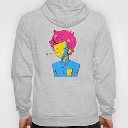 Pansexual Pride Cry Hoody