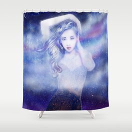 The Twilight Beauty Shower Curtain