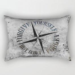 Never Fade - Don't Forget Rectangular Pillow