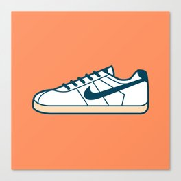 #55 Nike Cortez Canvas Print