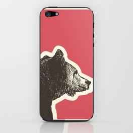 Bear Necessities iPhone Skin