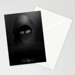 The Sorrow Stationery Cards