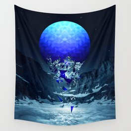 Fall To Pieces II Wall Tapestry