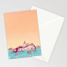 Naiad Lady Stationery Cards