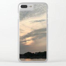 Magical sky Clear iPhone Case