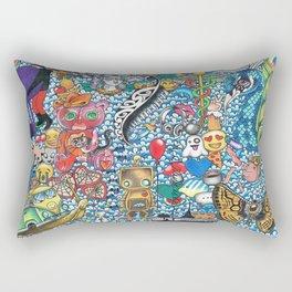34 Days Rectangular Pillow