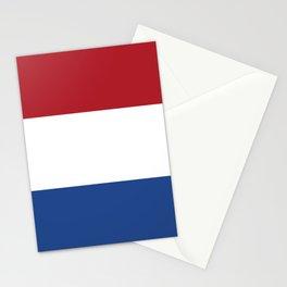 Netherlands Flag Dutch Patriotic Stationery Cards