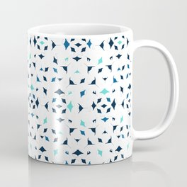 Mobula Rays Pattern Coffee Mug
