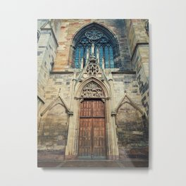St Martin Church Metal Print