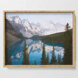 Lake Moraine Dos Serving Tray