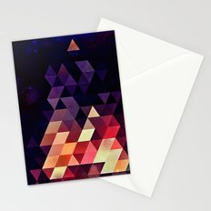 Th'tymplll Stationery Cards