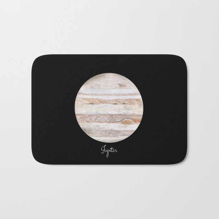 Jupiter #2 Bath Mat