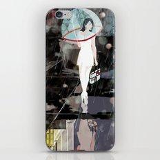 BUBBLE RAIN iPhone & iPod Skin