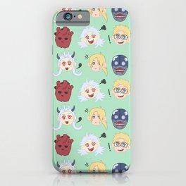 Dorohedoro Noi x Shin iPhone Case