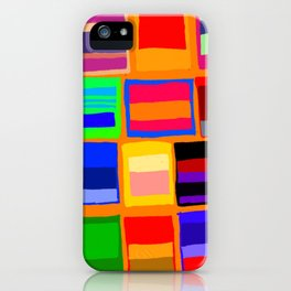 Rothkoesque iPhone Case
