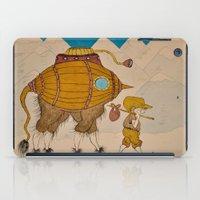 journey iPad Cases featuring Journey by Liz Hermanson
