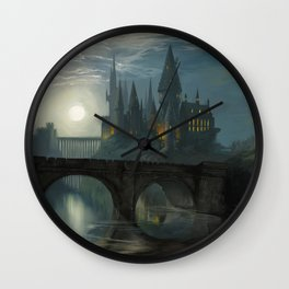 Magical Nostalgia Wall Clock