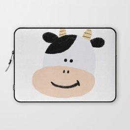 Happy cow year Laptop Sleeve