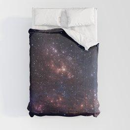 Stars and Nebula Comforters