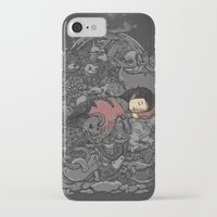 dreams iPhone & iPod Cases featuring Dreams by Alex Solis