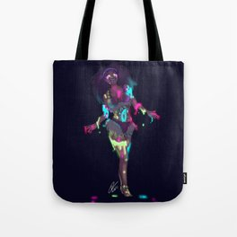Tribal Splash Tote Bag
