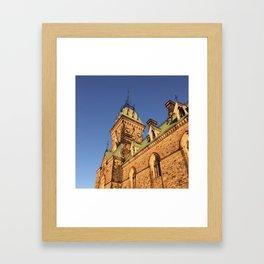 East Block Ottawa Canada Framed Art Print