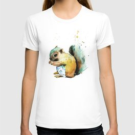 Squirrel - Nuts T-shirt
