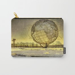 Unisphere Sunset Carry-All Pouch