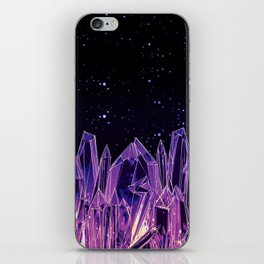 Dark Crystal iPhone Skin
