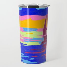 Evening Sail Travel Mug