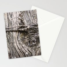 Weathered Knot Stationery Cards