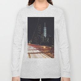 New York 02 Long Sleeve T-shirt