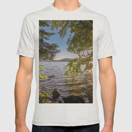 Secret Place By The Lake T-shirt