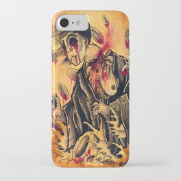japanese ghost iPhone Case