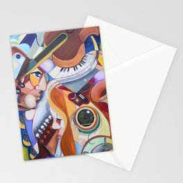 Loving Music Stationery Cards