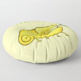 Chamelemon Floor Pillow