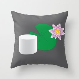 HIMYM Couples - Lily & Marshall Throw Pillow
