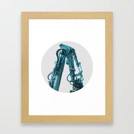 Lannen Framed Art Print