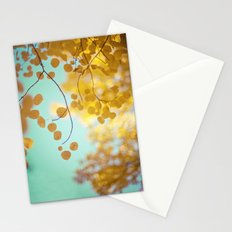 nature's gold Stationery Cards