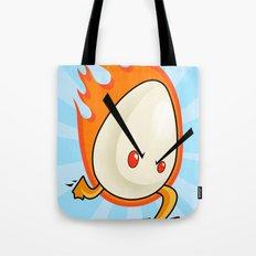EggFury Tote Bag