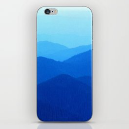 Hunter Mountain Spring iPhone Skin