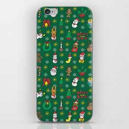 Merry Chistmas iPhone Skin