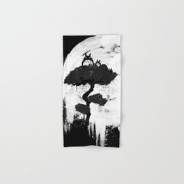 Midnight Spirits Hand & Bath Towel